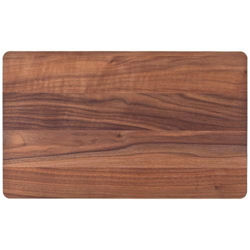 Dřevěné servírovací prkénko Vesper, univerzální - ořech