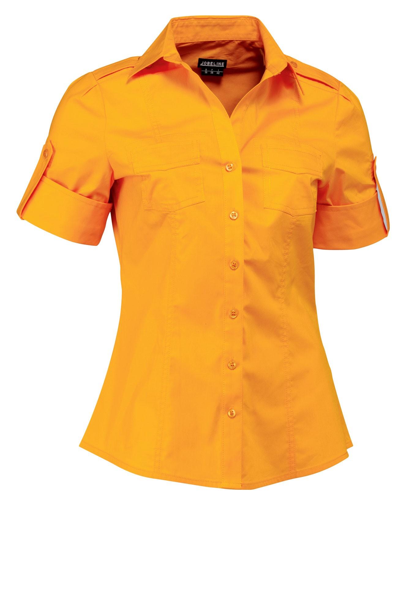 Dámská blůza Kate - mango/krátký rukáv
