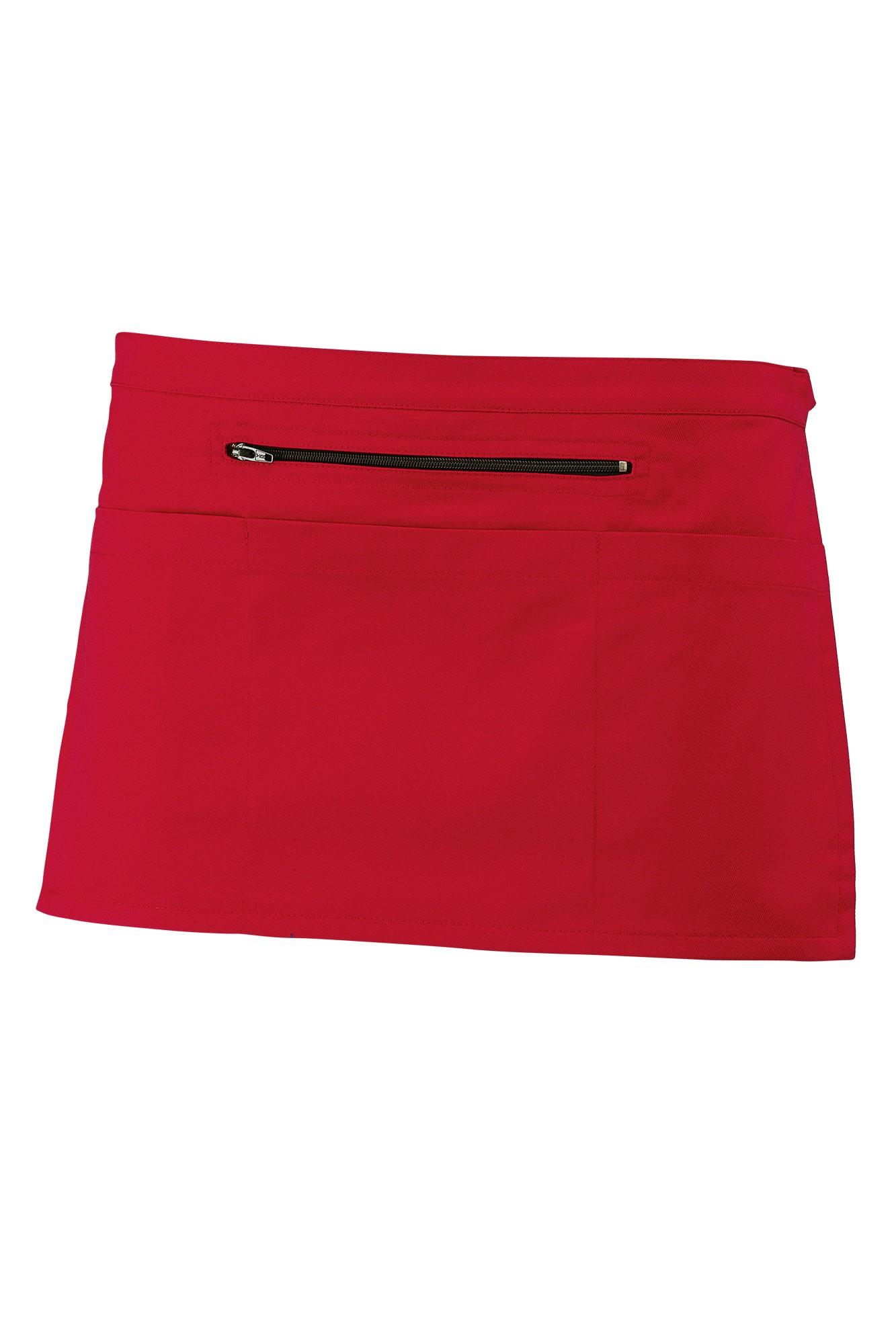 Kapsa s opaskem - červená
