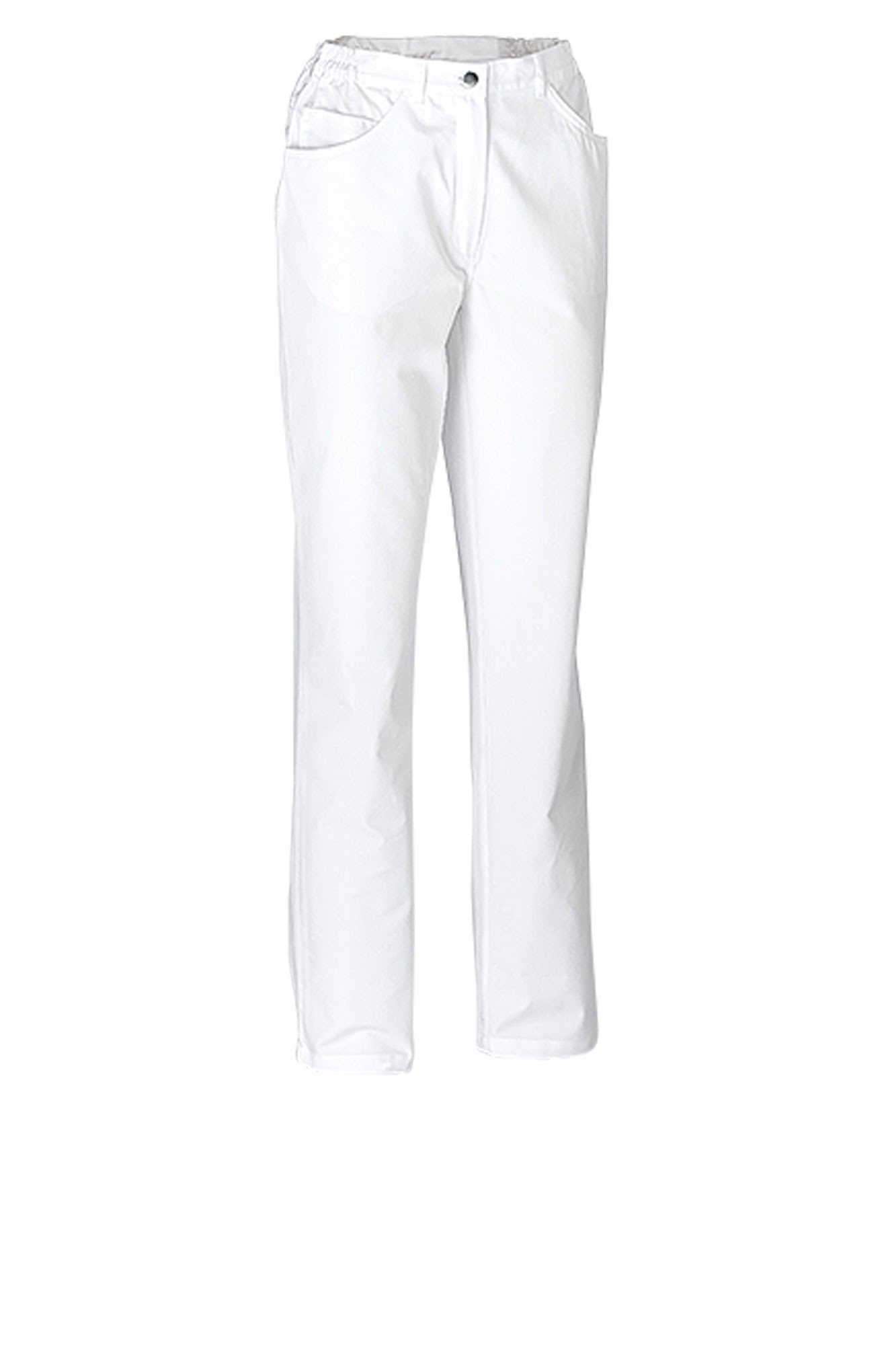 Dámské kalhoty Rina - bílá