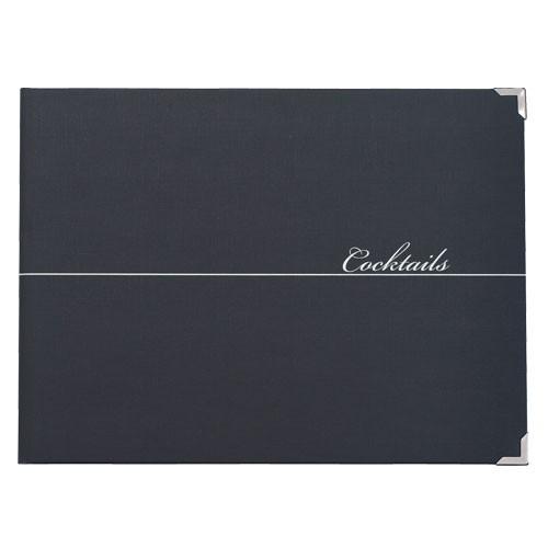 FOLLEREAU -Coctail lístek černý - 6 oken