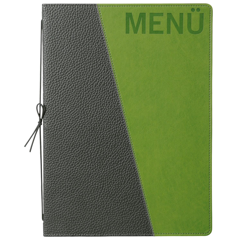 Jídelní lístek Sully s potiskem - zelená