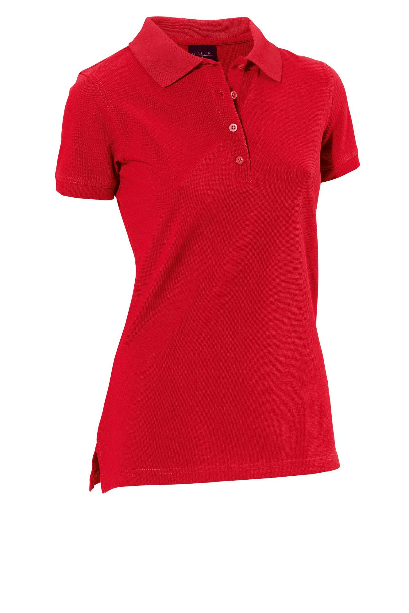 Dámské tričko Fly - červená