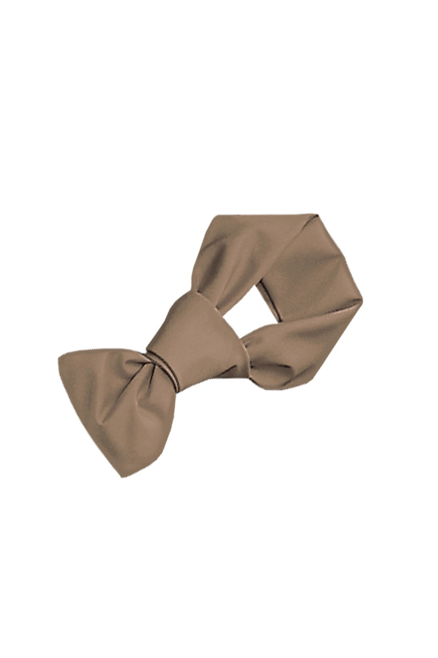 Šátek Max - šedohnědá