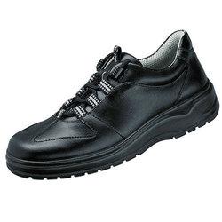 Kuchařská obuv Kiu - černá/ocelová špice