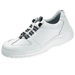 Kuchařská obuv Kiu - bílá/ocelová špice