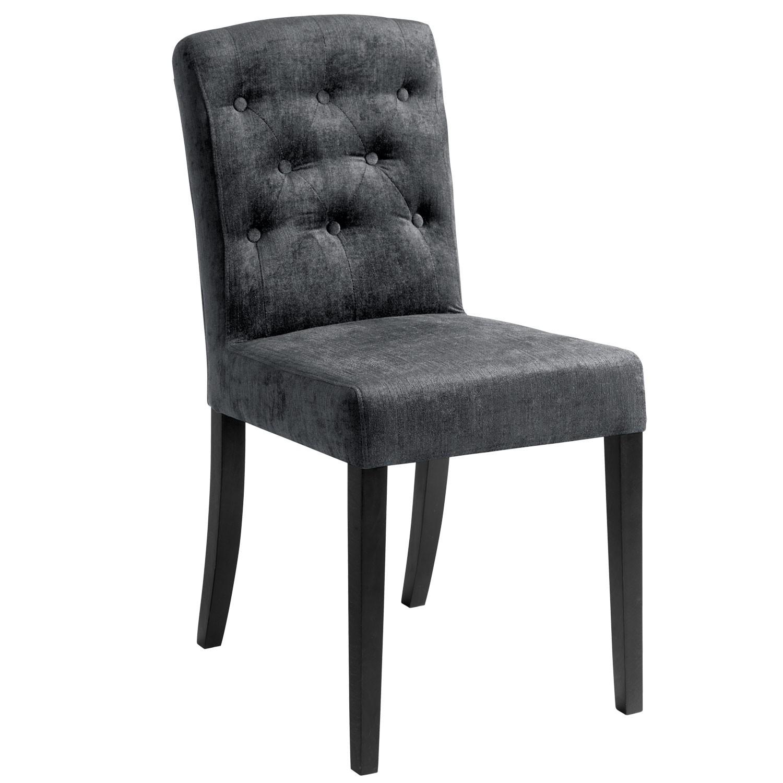 Židle Teatro - černá