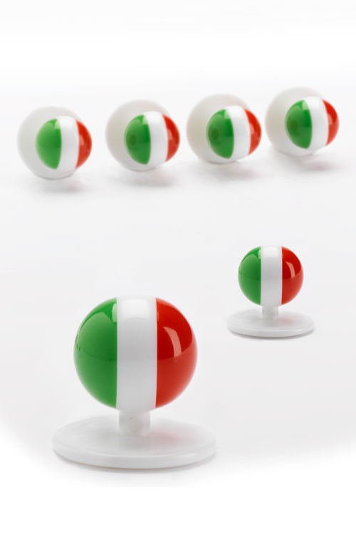 Knoflíky ke kuchařským rondonům - Itálie