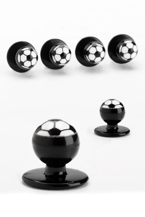 Knoflíky ke kuchařským rondonům -  fotbal
