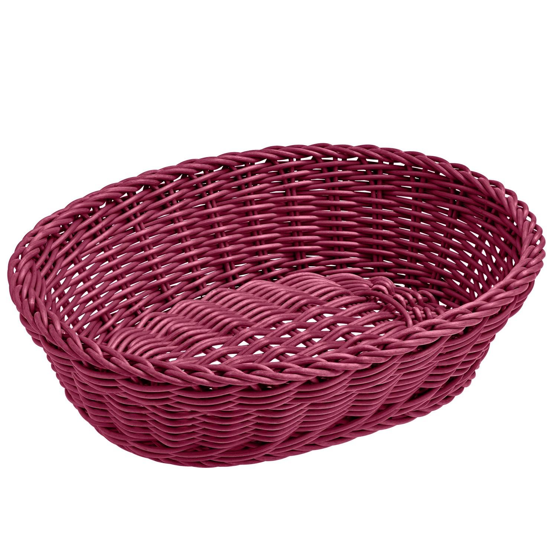 Košík Igato, ostružinový, oválný