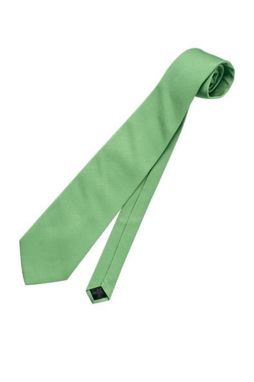 Kravata Bo - pistáciová