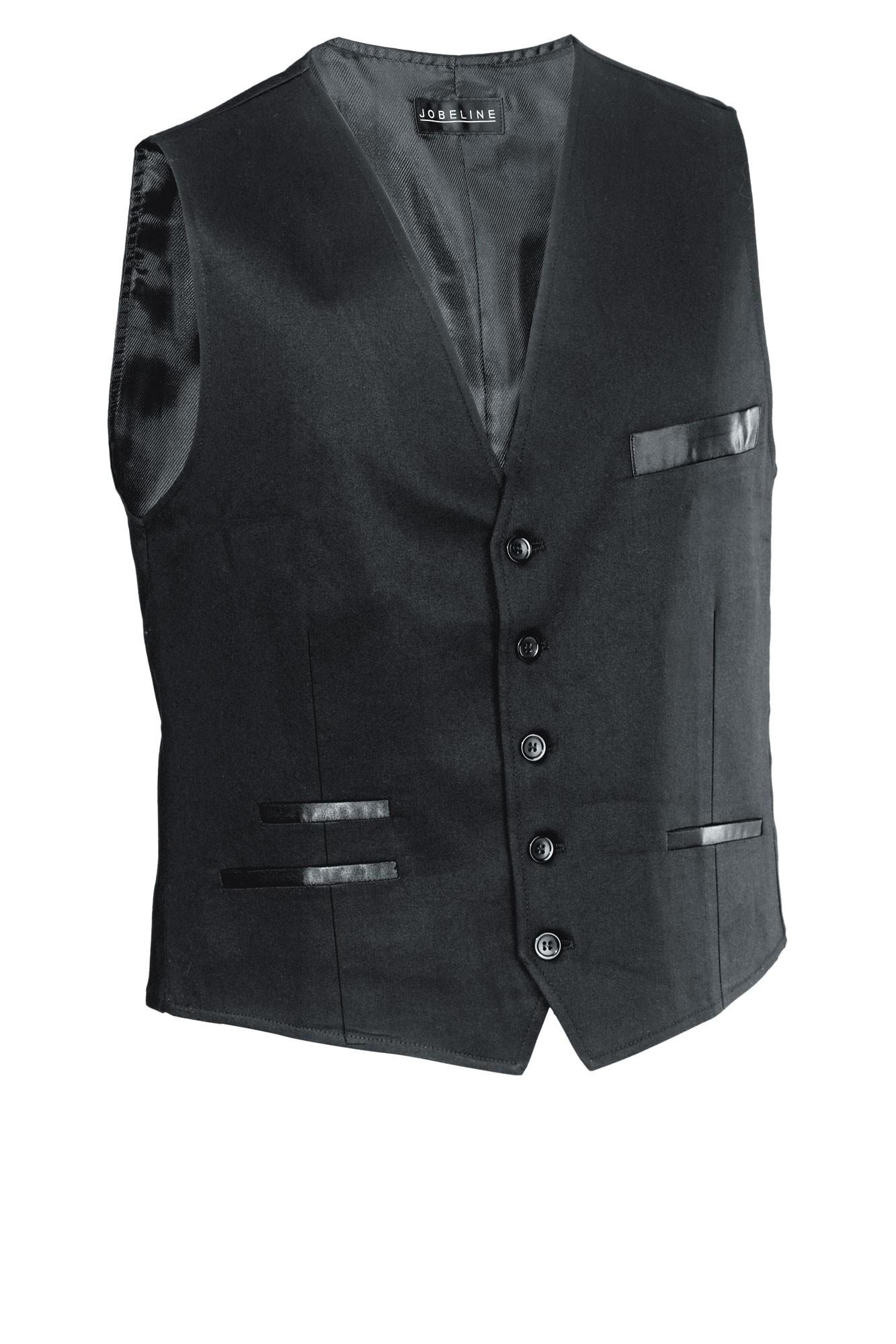 Pánská vesta Austin- černá