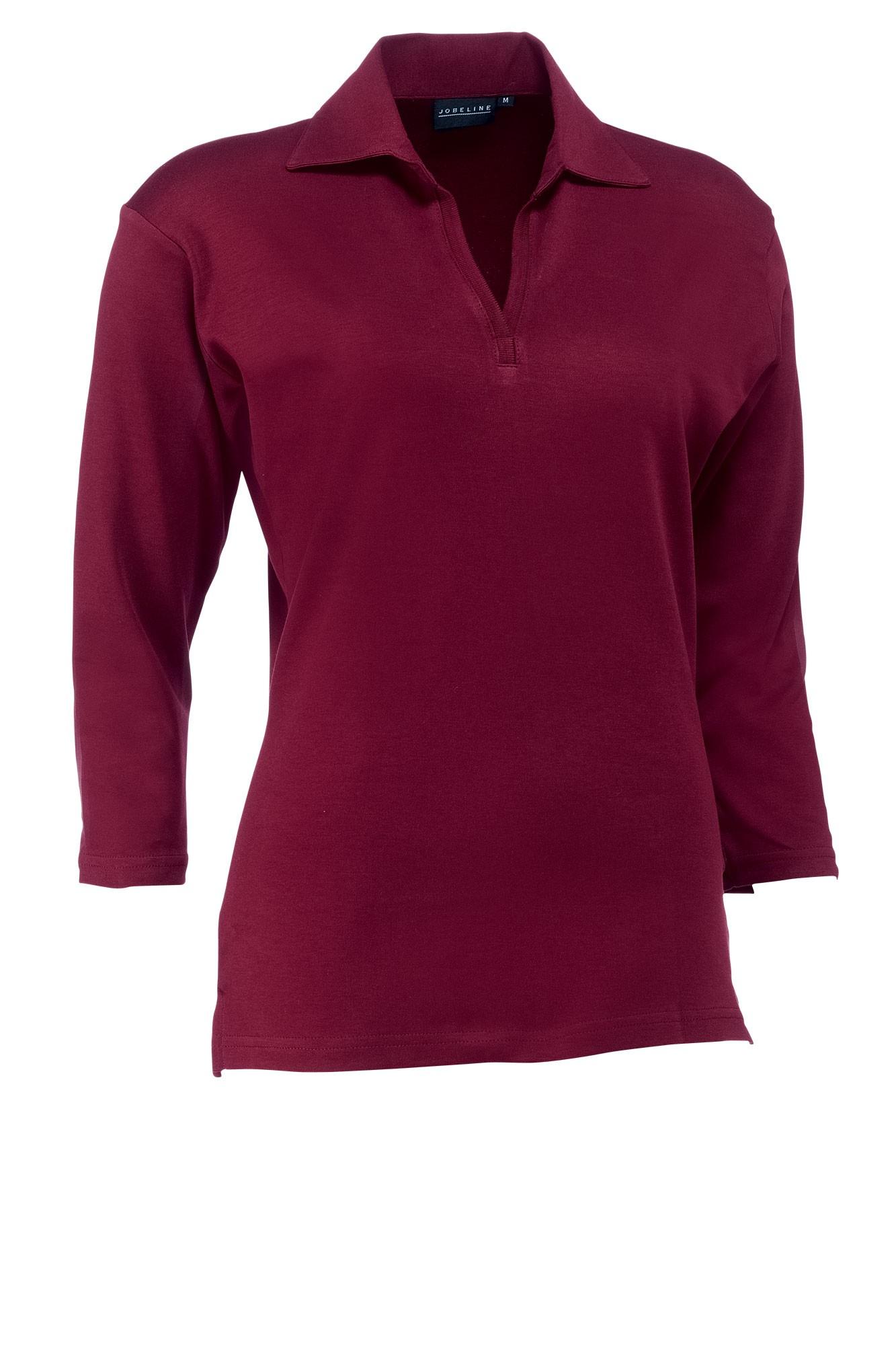 Dámské tričko Chiara - bordo