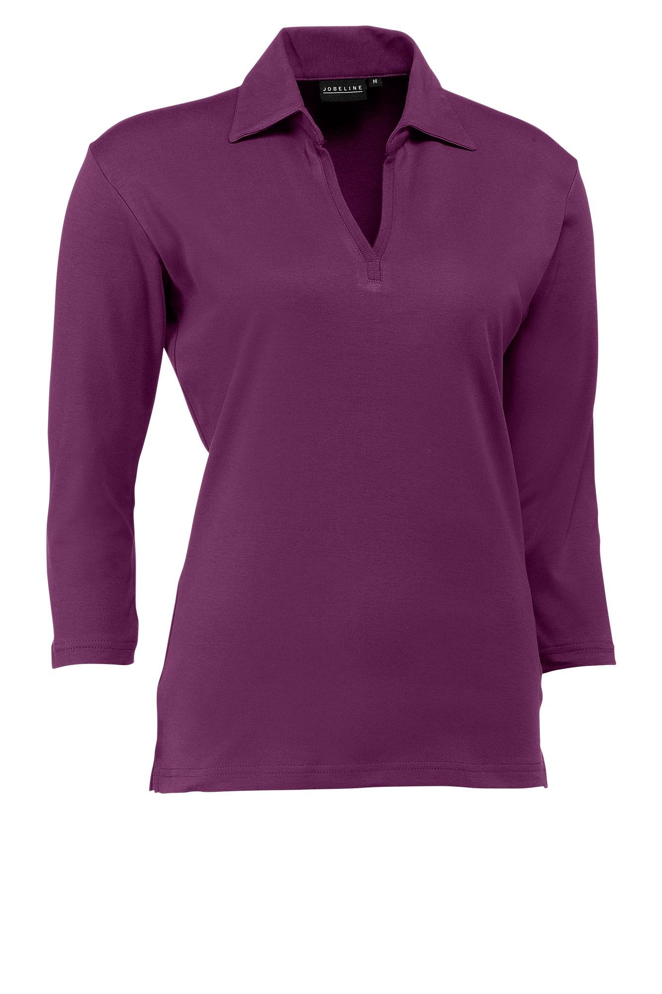 Dámské tričko Chiara - švestková