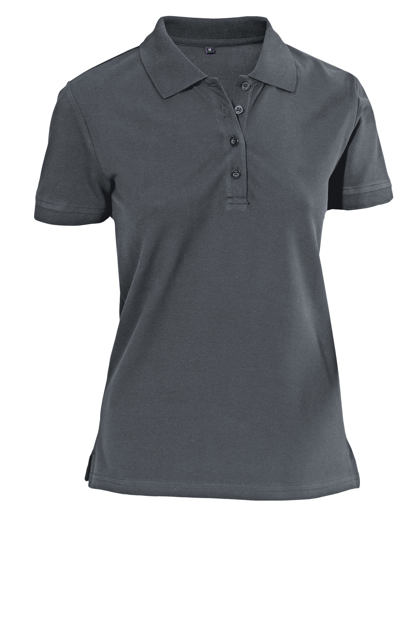 Dámské tričko Cato - grafitová//krátký rukáv