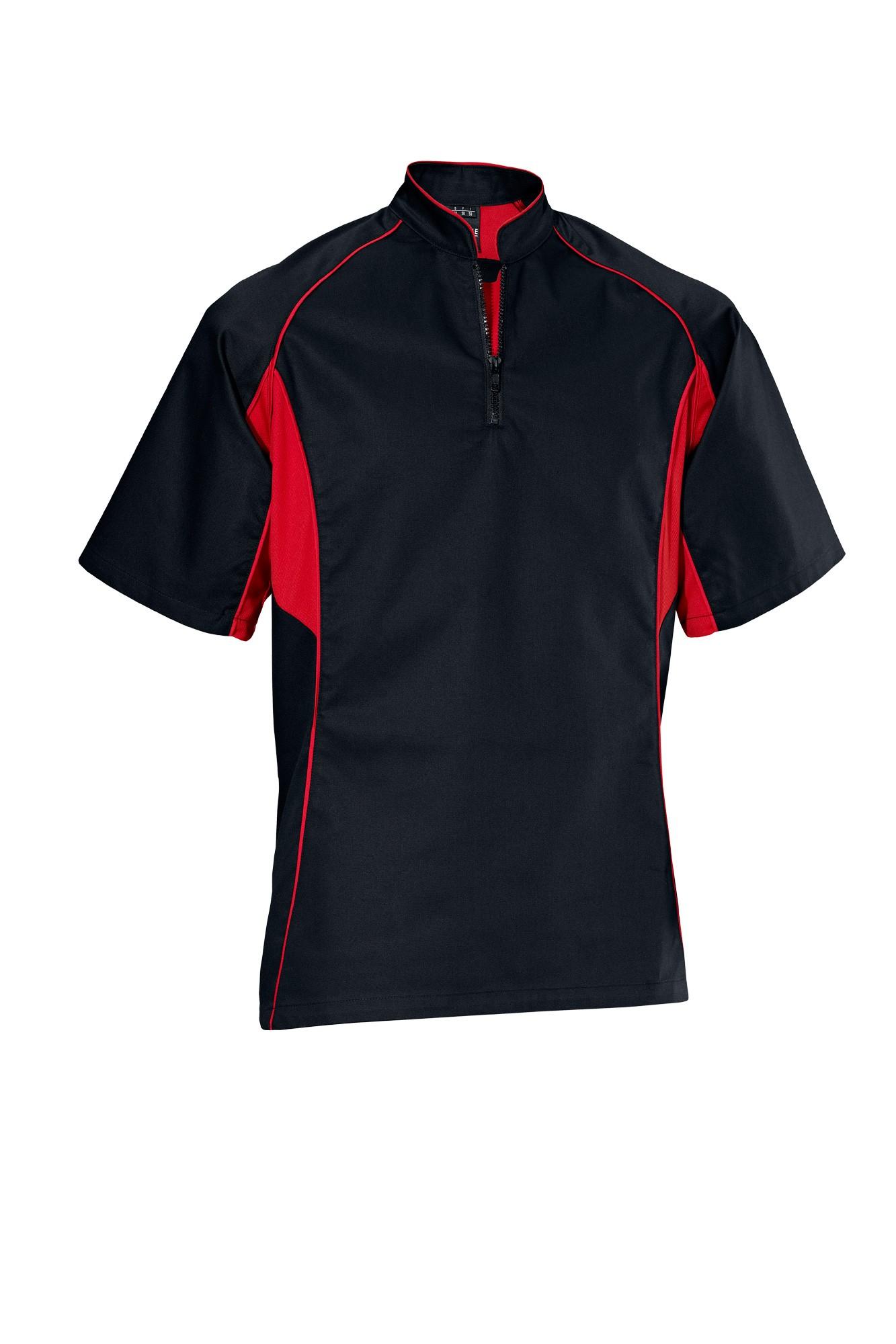 Rondon Joker - krátký rukáv - černá/červená