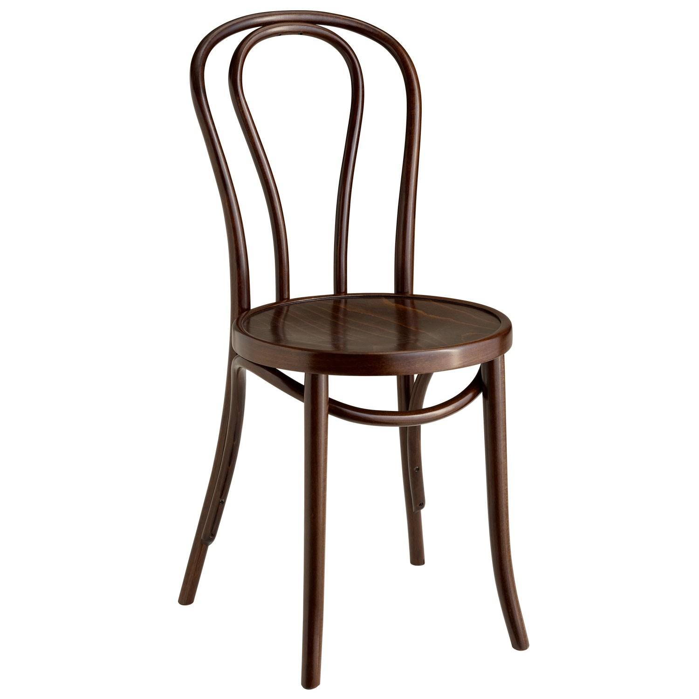 Židle Charles, ořech