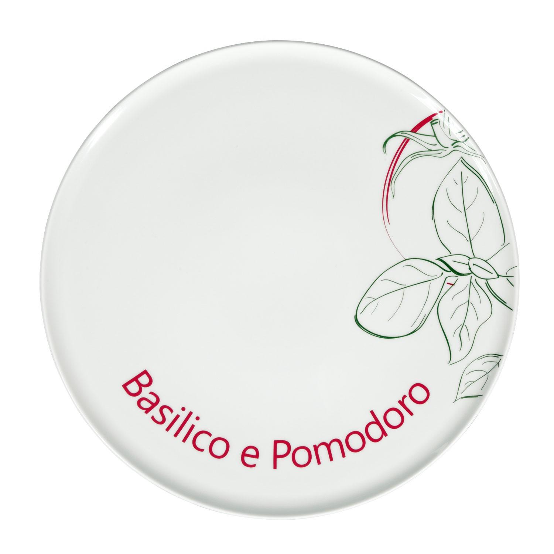 Pizza talíř Atessa (Basilico e Pomodoro), 31,5 cm | 10361