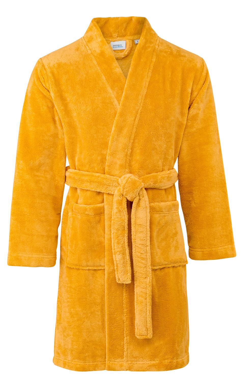 Koupací plášť - Neapel, žlutá