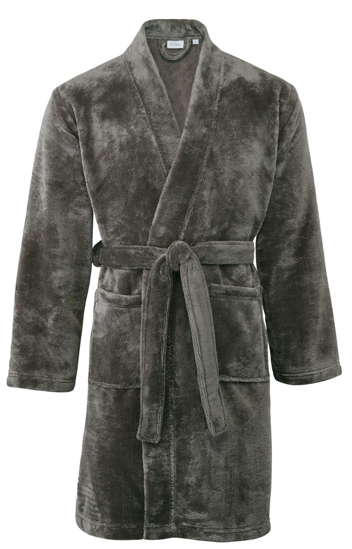 Koupací plášť - Neapel, hnědá