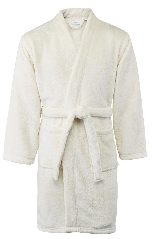 Koupací plášť - Neapel, krémová