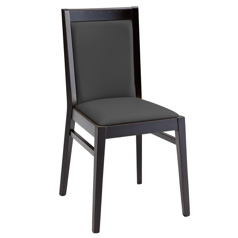 Židle Björn, antracitová