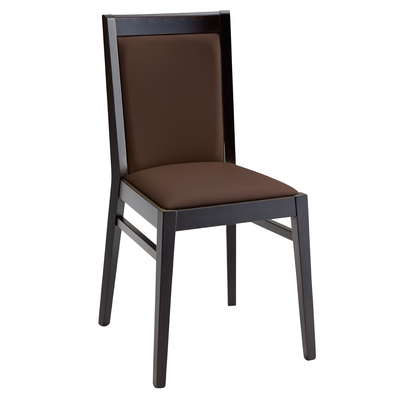 Židle Björn, hnědá