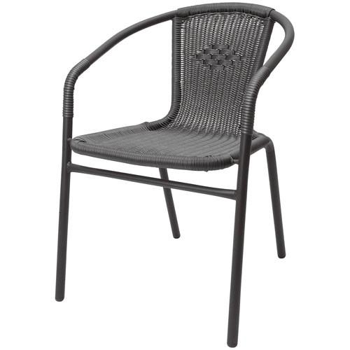 Židle Amigo, šedá