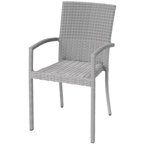 Židle Metropolitan s opěrkami