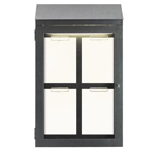 Menu skříňka Klimt, 54x90 cm - rovná skříňka