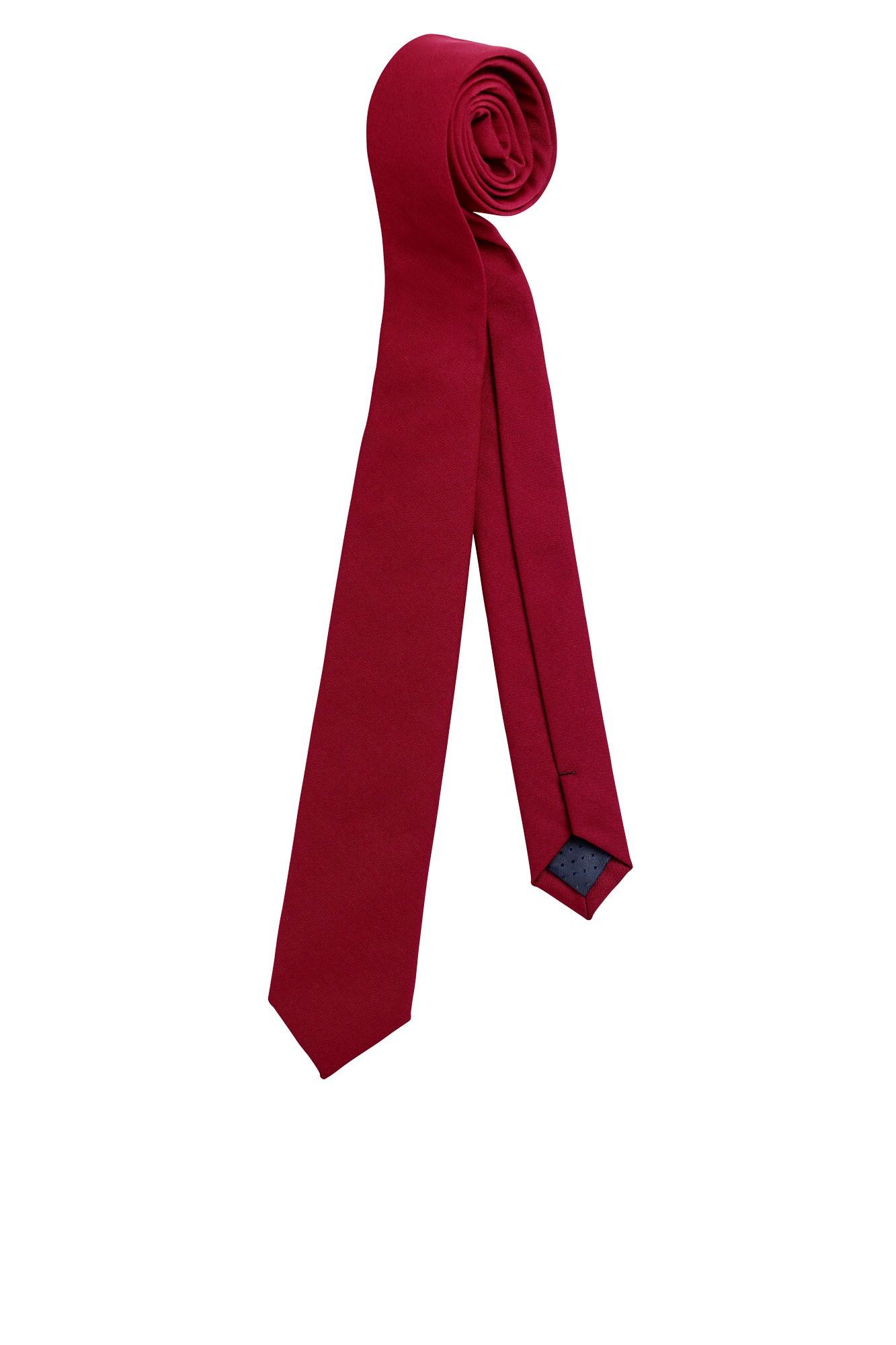 Kravata Bo úzká - bordó