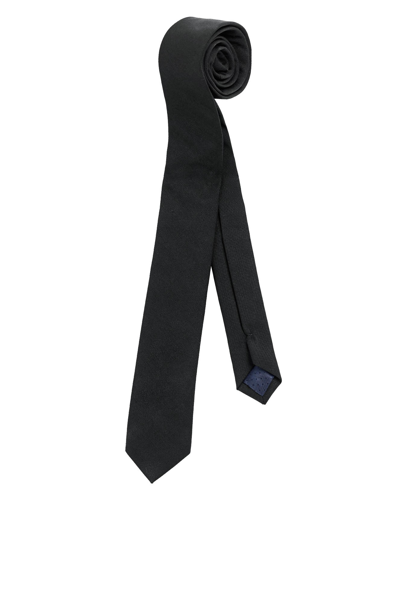 Kravata Bo úzká - černá