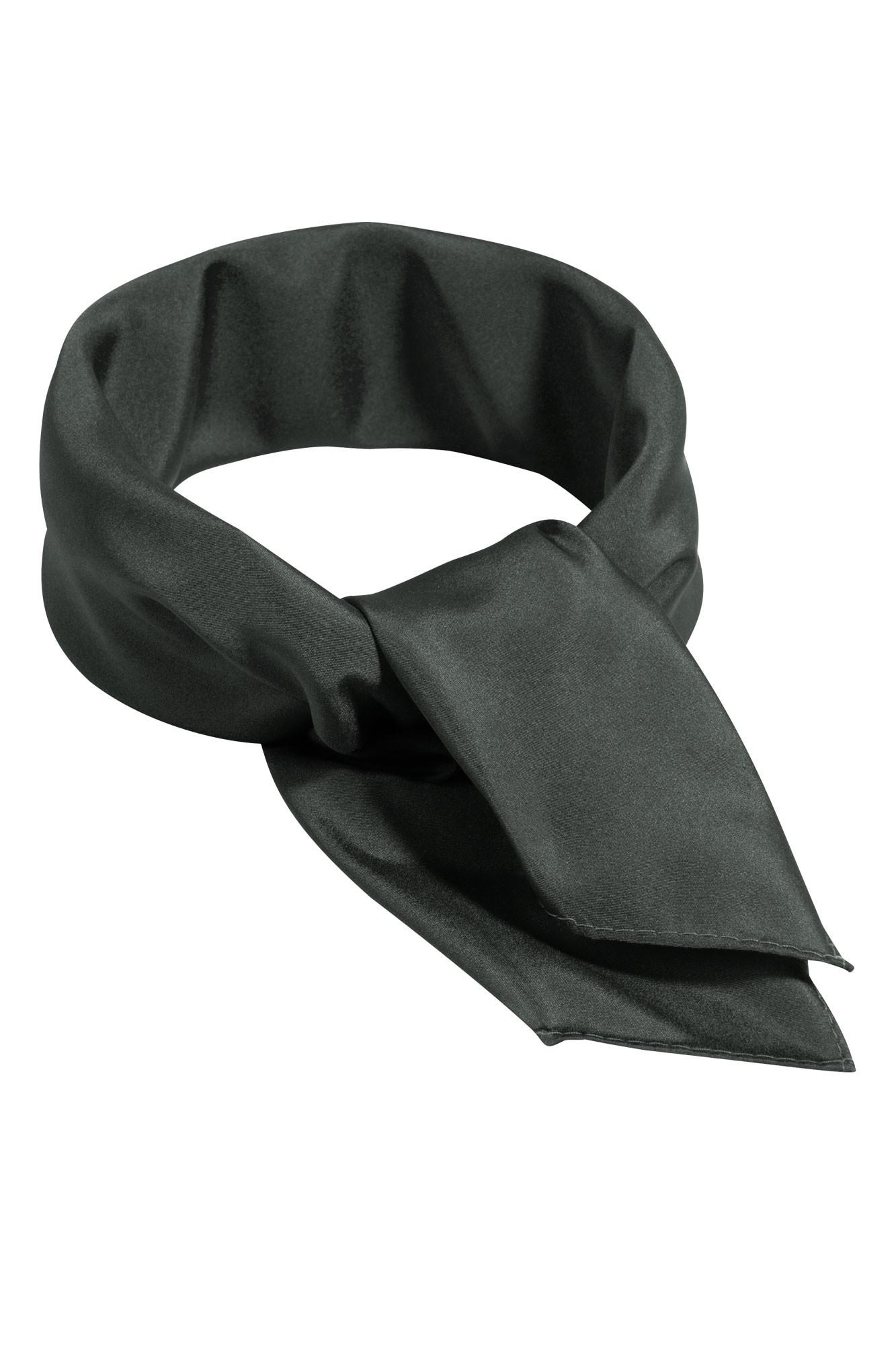 Šátek Uni - černý