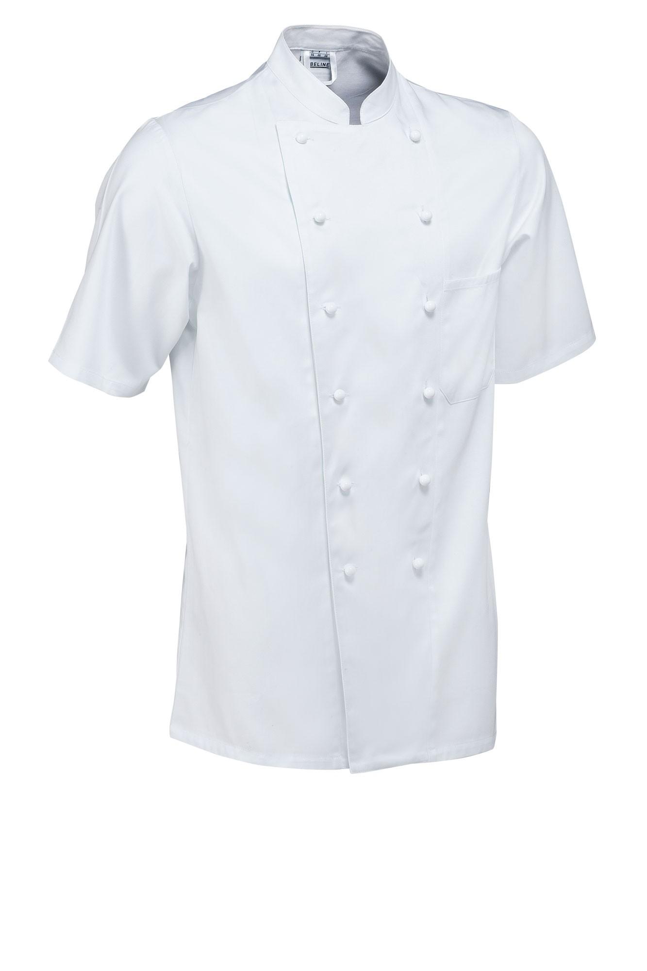 Rondon Samuel - krátký rukáv - bílá/bílé lemování