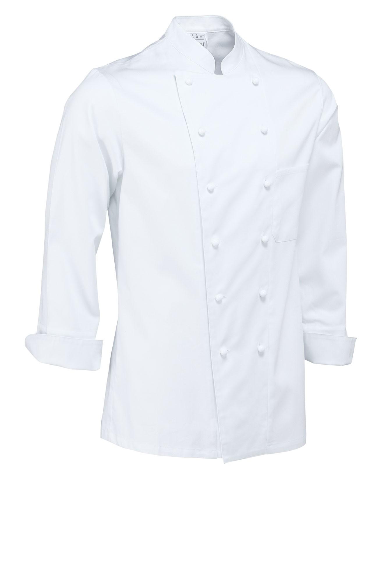 Rondon Samuel - dlouhý rukáv - bílá/bílé lemování