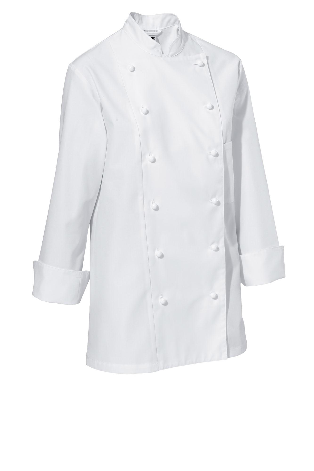 Rondon Aila - dlouhý rukáv - bílá/bílé lemování