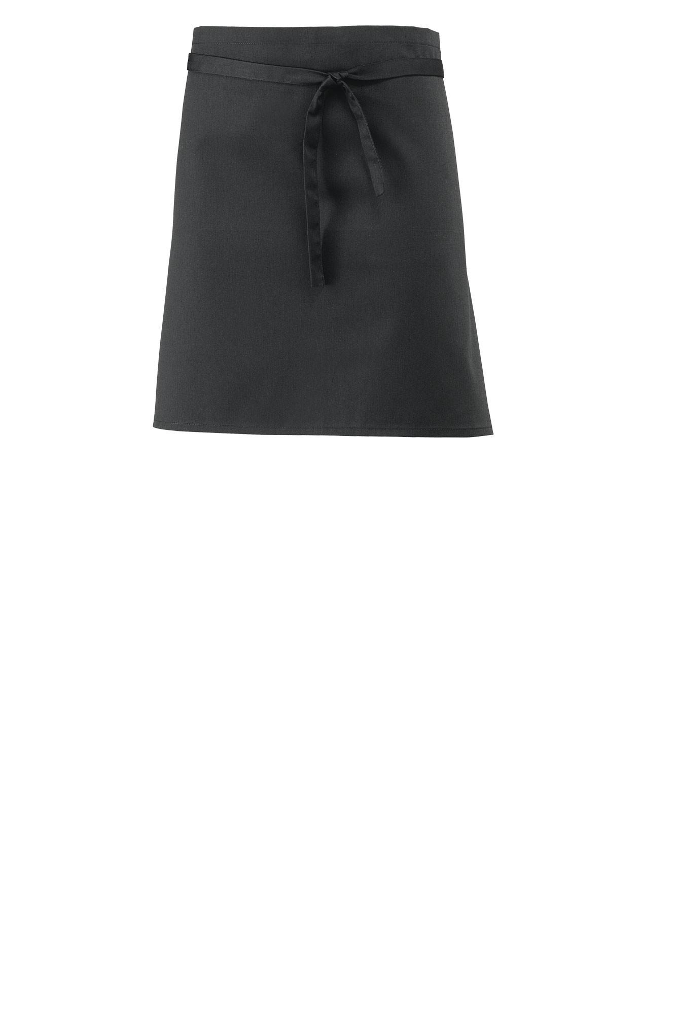 Zástěra Nikita - černá, 45x80 cm