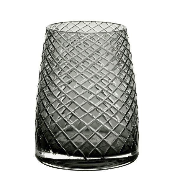 Křišťálové sklenice Divida, šedá
