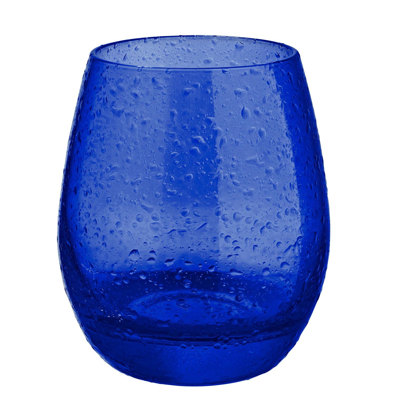 Univerzální sklenice Laico, modrá