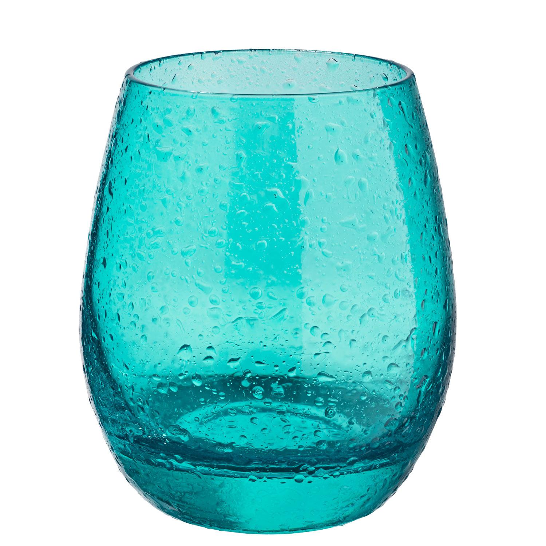 Univerzální sklenice Laico, tyrkysová