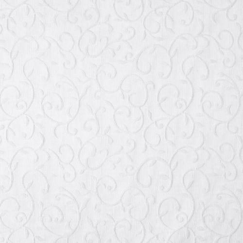 Biella - potah na židli - bílá