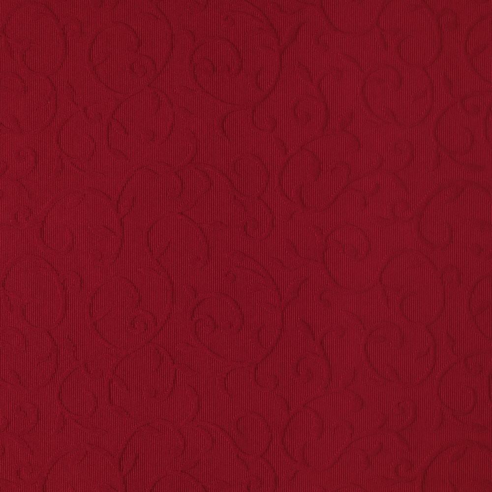 Biella - potah na židli - burgundská