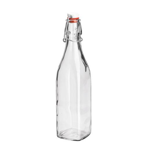 Skleněná uzavíratelná láhev JUINA, 0,55l