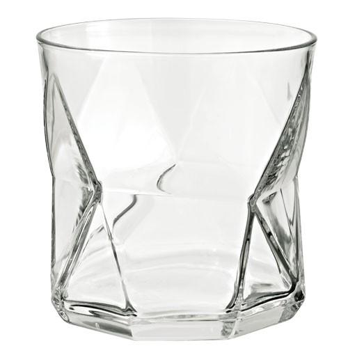 Sklenice na whisky Cassiopea - čirá