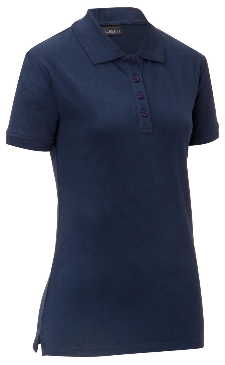 Dámské tričko Cato - navy/krátký rukáv