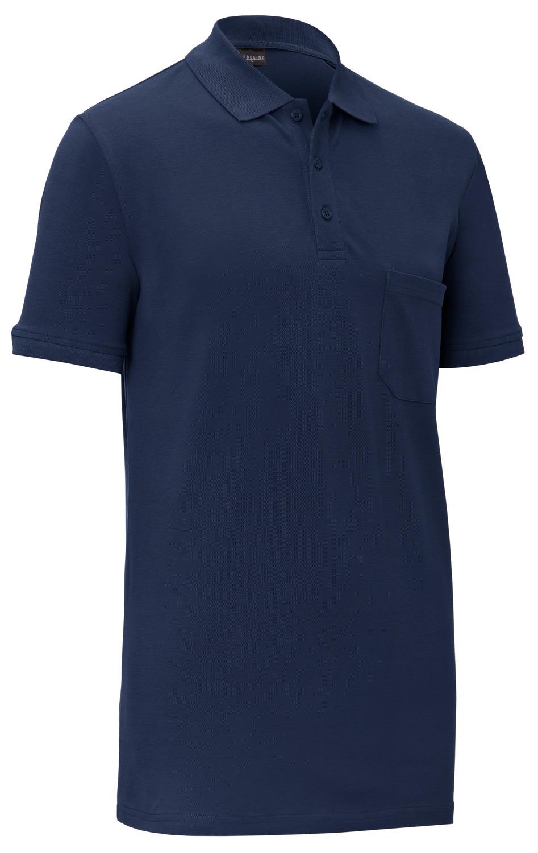 Pánské tričko Cato - navy/krátký rukáv