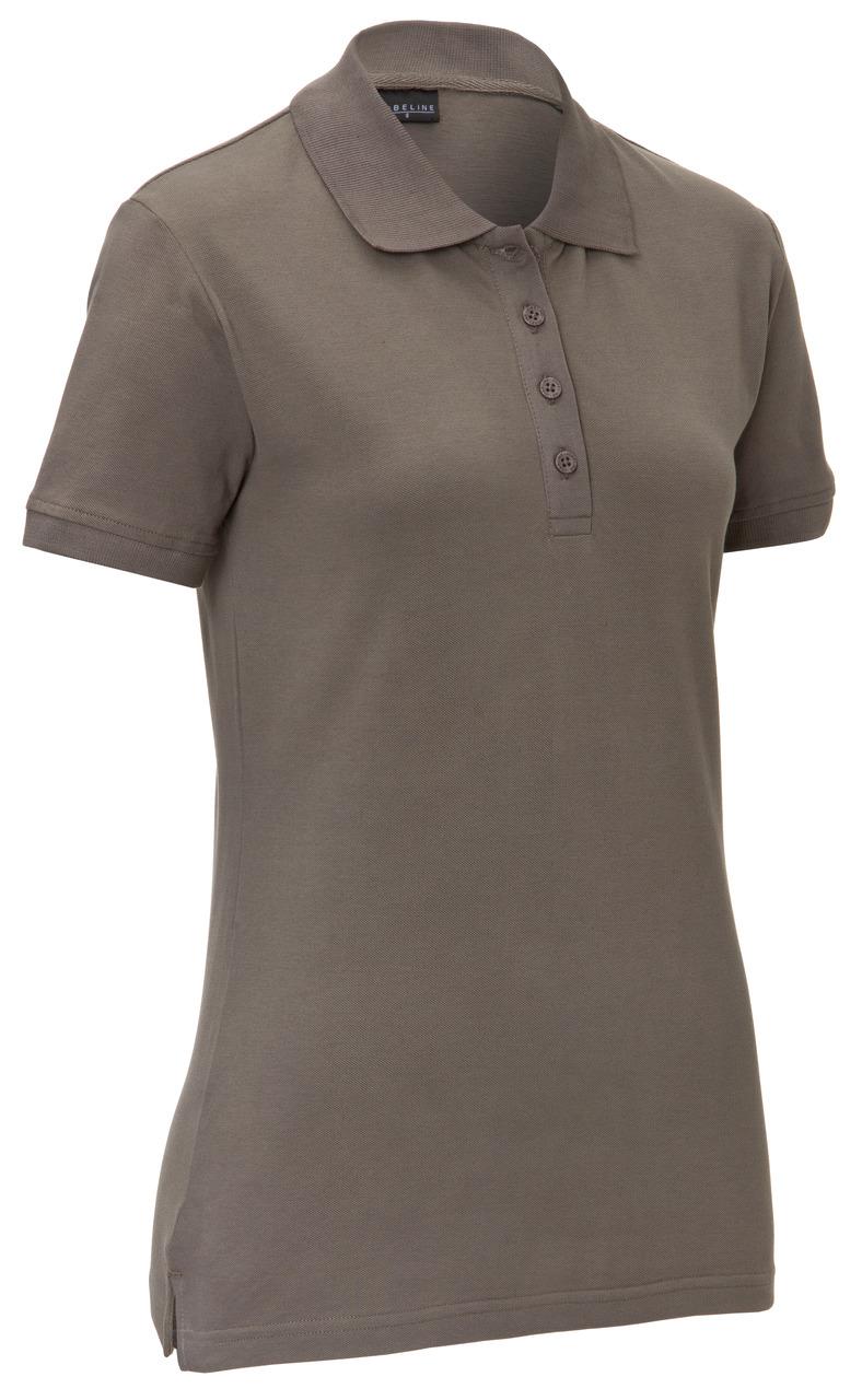 Dámské tričko Cato - šedohnědá/krátký rukáv