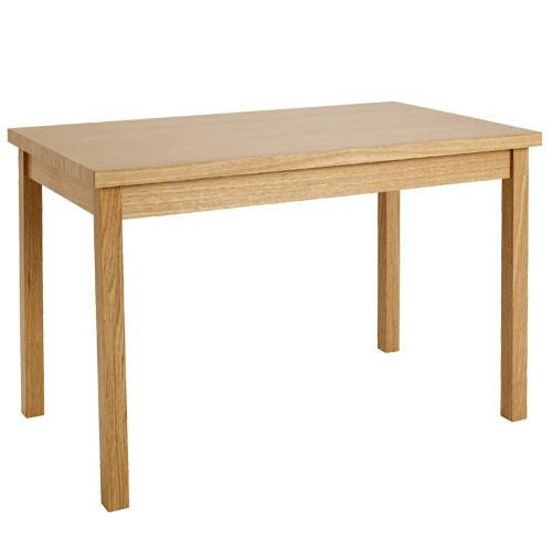 Stůl Karl, 120x70 cm - dub natur