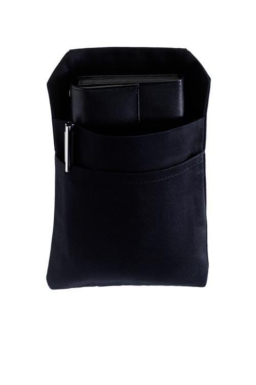 Číšnická kapsa Rio  - černá