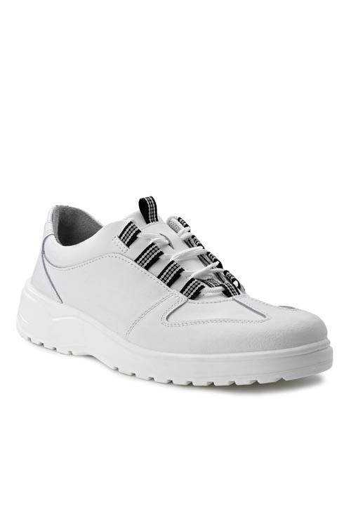 Kuchařská obuv Kiu - bílá/ bez ocelové špice